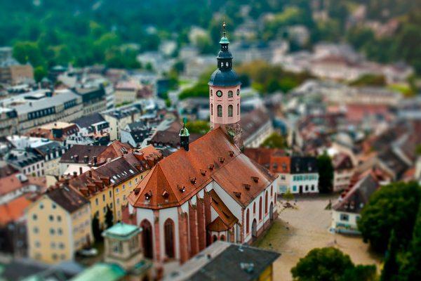 Präsentation der Renovationsplanung der Stiftskirche