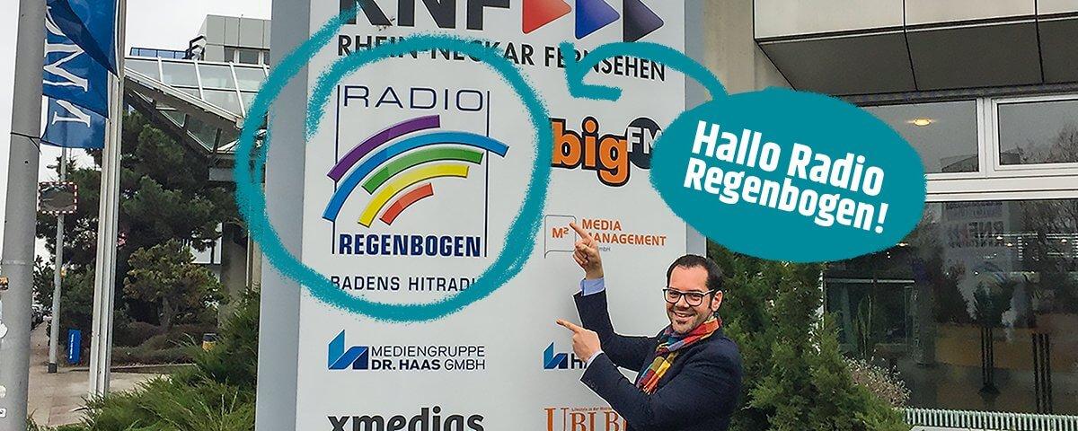 Radio Regenbogen & Dreimaleins