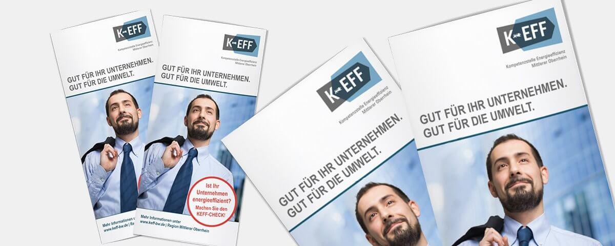 dreimaleins Referenz KEFF