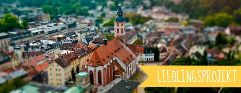 Lieblingsprojekt: Stiftskirche