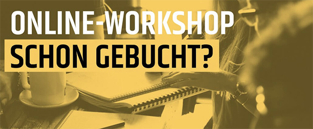 Social Media-Workshop schon gebucht?