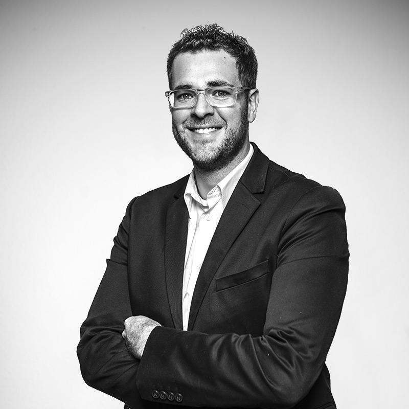 Geschäftsführer Christoph Rösinger