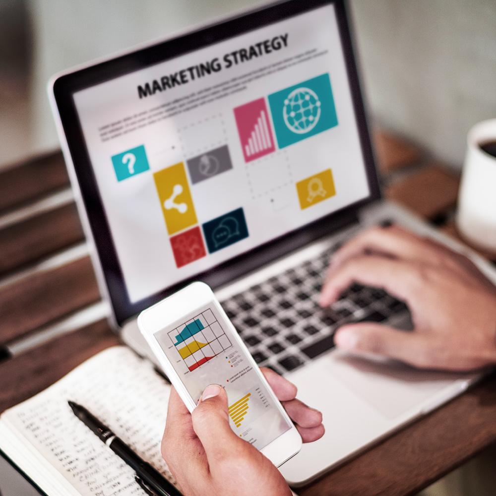 Marketing-Beratung und Strategie