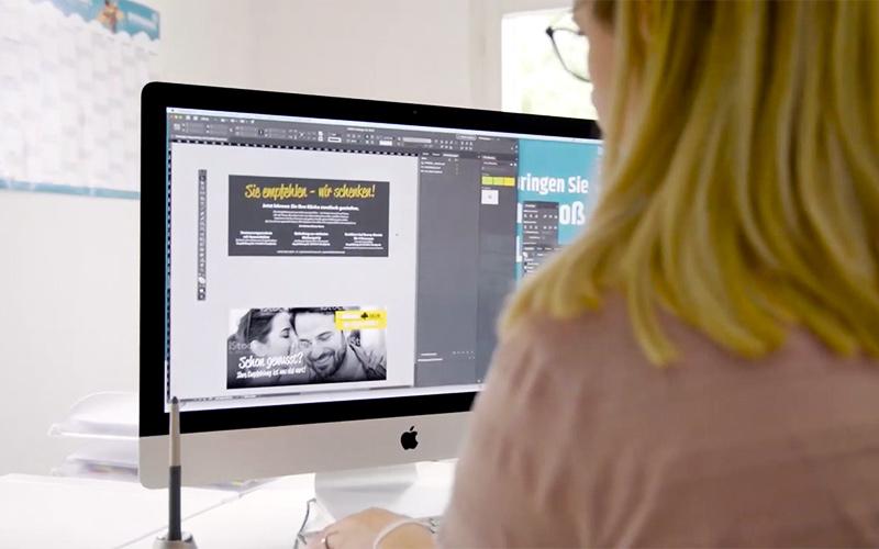Corporate Design und Print