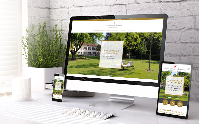 Websites und Online Shops
