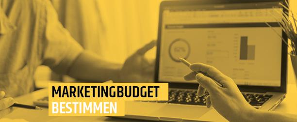 MArketingbudget für Unternehmen