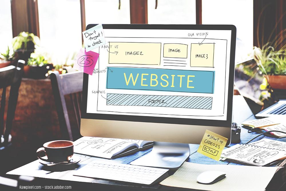 Aktualisieren Sie Ihre Website!